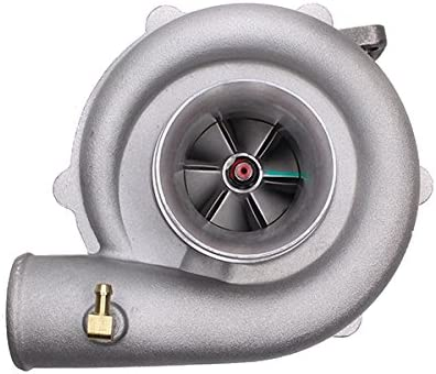 Rev9 TX-50E-57 Turbo Charger 63 A//R T3 Flange 200-400 HP+ 4 Bolt Exhaust