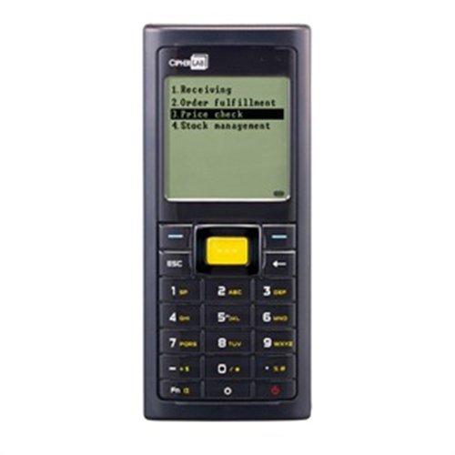 CipherLab A8200RSC42VU1 8200 Series Enterprise Mobile Computer, Batch, Linear Imager, 4 MB, 24 Keys, US/EU/UK/AU (Certified Refurbished)