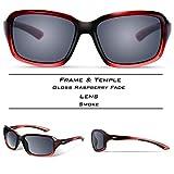 KastKing Alanta Sport Sunglasses for Women,Gloss