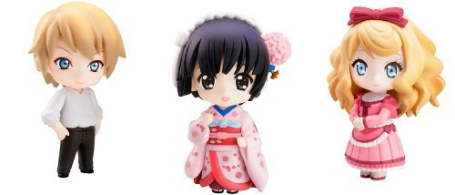 Nendoroid Petite Croisee in a Foreign Labyrinth Set (65 mm PVC Figure) [JAPAN] by Animewild