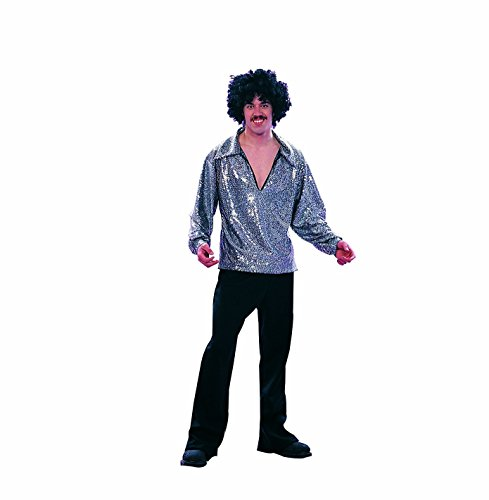 Buy rg costumes 70's disco plus size shirt