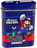 Nintendo New Super Mario Bros Wii Know Your Enemies Bandages