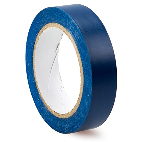 (Accuform Signs PTM613BU Vinyl Color Banding Pipe Marking Tape, 1