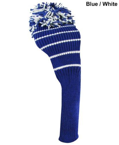 Nitro Golf Head Cover, Blue/White