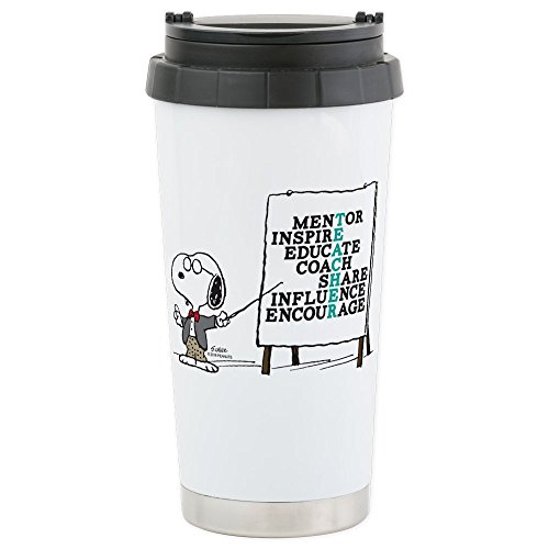 CafePress Teacher Stainless Insulated Tumbler