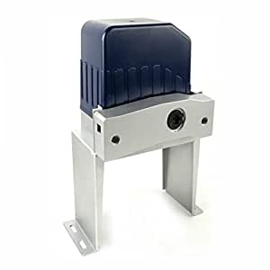 ALEKO AC1400 Electric Sliding Gate Opener for Sliding Gates Up to 40-Feet Long and 1400-Pounds