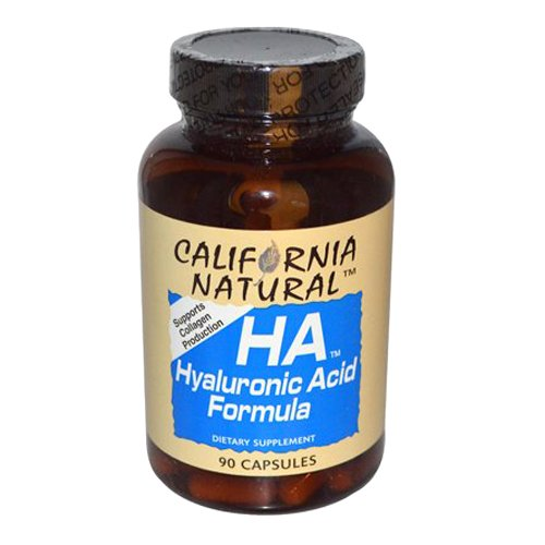 California Natural Hyaluronic Acid Formula Capsules, 90 Count