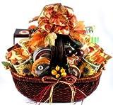 Stunning Basket, Special Fall Gourmet Gift