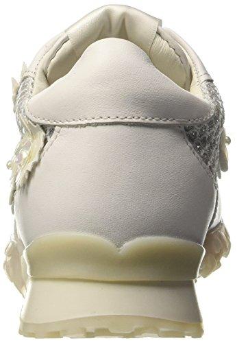 Basses Seta Blanc Twinset Milano bianco Femme 00827 Cs7pac x6ggYqwE