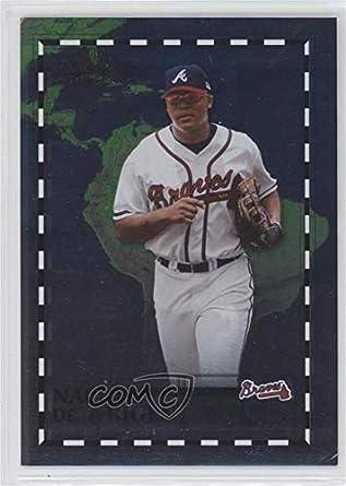 Amazoncom Andruw Jones Baseball Card 2003 Donruss Estrellas