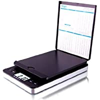 Saga Mecury PRO-86BK Digital Postal Shipping Scale, Black (0.1 oz. to 86 lb)