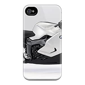 Ideal GAwilliam Case Cover For Iphone 5/5s(bmw K 1300 S White), Protective Stylish Case
