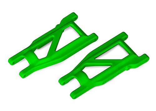 Traxxas Suspension arms, Green, Front/Rear (Left & Right) (2) (Heavy Duty, Cold Weather Material)