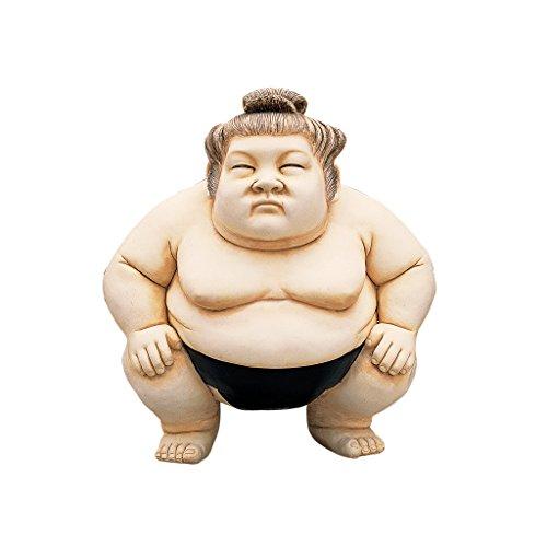 Design Toscano Basho The Sumo Wrestler Statue Size: Large
