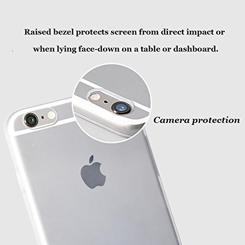 para iPhone 7 Plus Case, para iPhone 8 Plus Cover, Vandot Ultra fino 3D Pintura Protectiva Carcasa Pintado Paisaje Suave TPU Silicona Cubierta de la Caja Naturaleza Diseño Landscape Case Cover para iP FJTPU 05