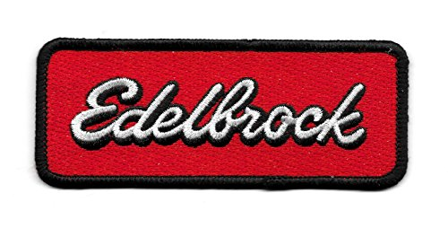 Edelbrock Automotive Patch (Crate Engine Sealed)