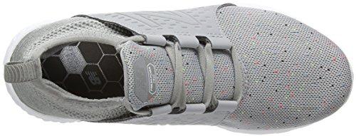 New Balance Fresh Foam Cruz Sport Pack Reflective, Zapatillas de Running Para Mujer Gris (Grey)