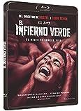 El Infierno Verde [Blu-ray]