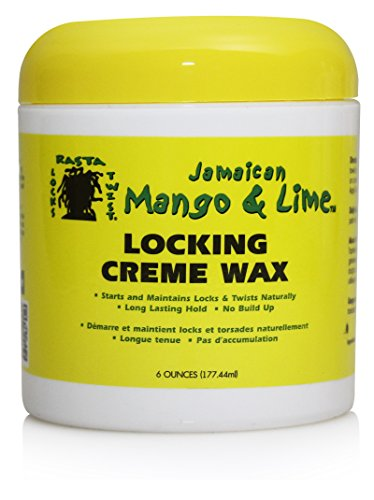 (Jamaican Mango and Lime Locking Creme Hair Wax, 6 Ounce (Pack of 6))