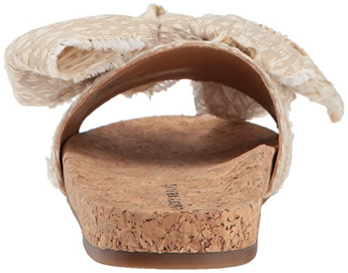 Lucky Women's Travertine Slide Floella Brand Sandal F1x5qSwnaF