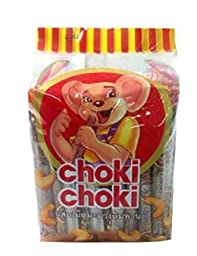 Choki Choki Chocolate Cashew Sticks (100 Sticks)