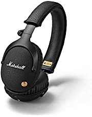 Marshall Monitor Bluetooth Headphones, Black