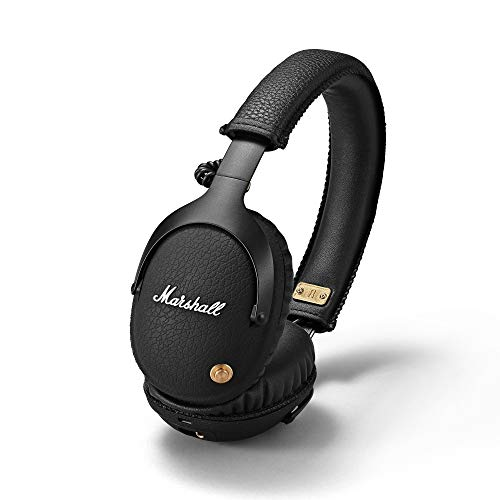 Marshall Monitor Bluetooth Over-Ear Headphone (Cell Flight)