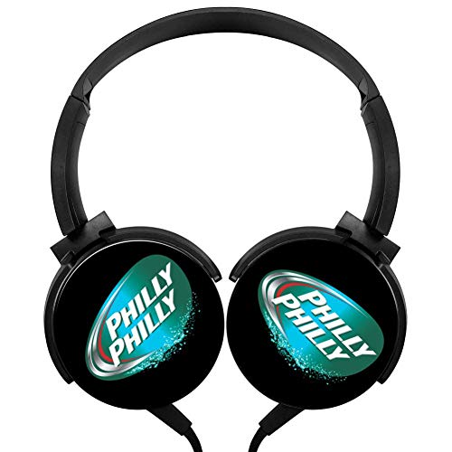 MagicQ Philly Philly Stereo Deep Bass Wired Headphones Earphones