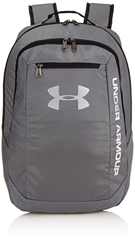 Under Armour Ua Hustle Ldwr, Traditional Backpack Men's, Graphite, One Size