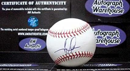 91287c887ea Troy Glaus autographed Baseball at Amazon s Sports Collectibles Store