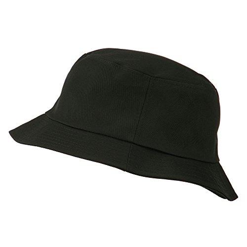 Jual OTTO Plain Cotton Twill Bucket Hat - Black - Hats   Caps ... 048c34a2bf