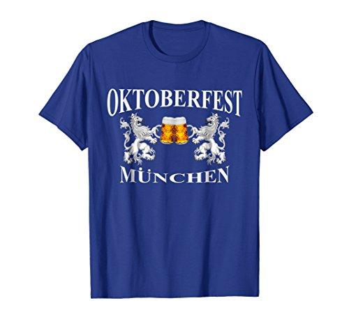 Oktoberfest Munich 2018 T Shirt - Octoberfest T-Shirt by MaPaNoLi Shirt Design