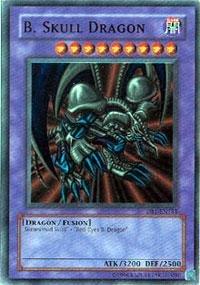 Yu-Gi-Oh! - B. Skull Dragon (DB1-EN153) - Dark Beginnings 1 - Unlimited Edition - Super Rare