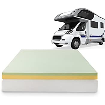 Amazon Com Ab Lifestyles Rv Short Queen 60x75 Memory Foam
