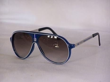 Sport Vintage Aviator Millionaire Lunettes de soleil 8127blau 6Q11hO9SZ