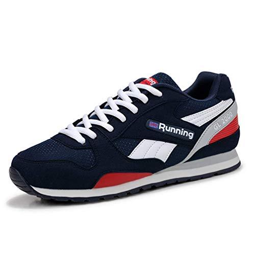 coloré 5 Pour Femmes De Eu 2 Respirants Unisex Unisex Chaussures Sneakers Course Hhgold 35 Black Taille Sport Hommes t65q8z5wx