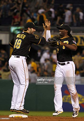 Photos by Getty Images Neil Walker of The Pittsburgh Pirates - Unframed Print, Unframed, Glossy, 2.5