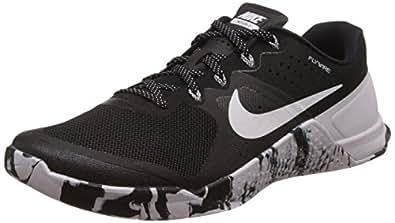 Nike Men's Metcon 2, BLACK/WHITE, 6 M US