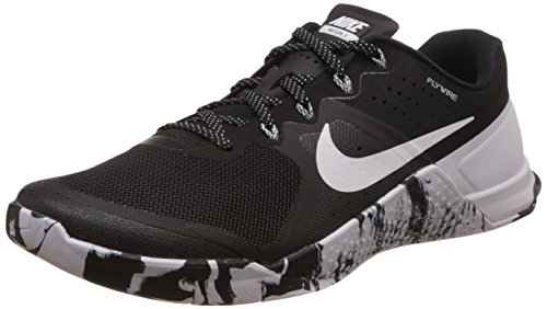 Nike Mens Metcon 2 Synthetic Trainers Black/White