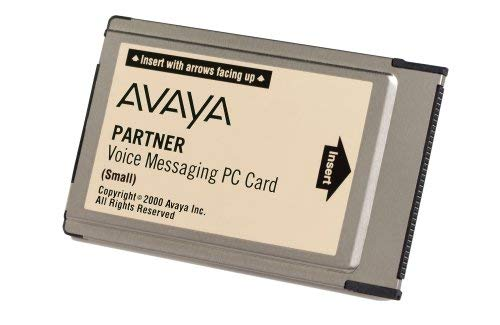 Avaya Partner Voice Messaging PC Card Small (Renewed) by Avaya
