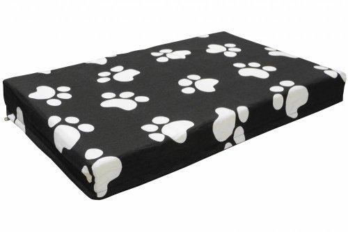 Go Pet Club QQ-34 Memory Foam Orthopedic Dog Pet Bed, 34 by