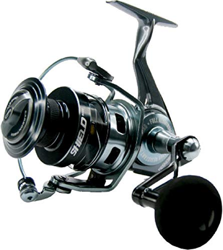 Tsunami Shield 4000海水Sealed Spinning Reel   B01NCP4X7O