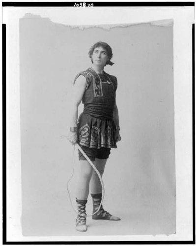 Film Related Costumes (Photo: William Surrey Hart,Messala,characters,costumes,silent film actors,scene,1895)