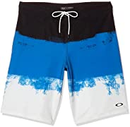 Oakley Mens Color Block Shade Boardshort 21 Board Shorts