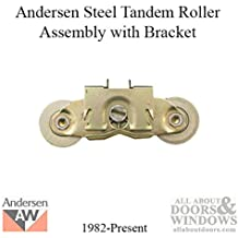 Andersen Gliding Patio Door Tandem Roller Assembly (1982 to Present)