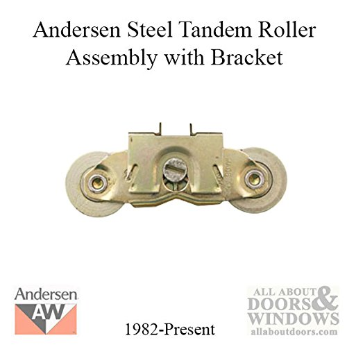 Andersen Gliding Patio Door Tandem Roller Assembly (1982 to Present) (Doors Patio Andersen Narroline)