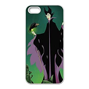 Evil witch Cell Phone Case for iPhone 5S wangjiang maoyi