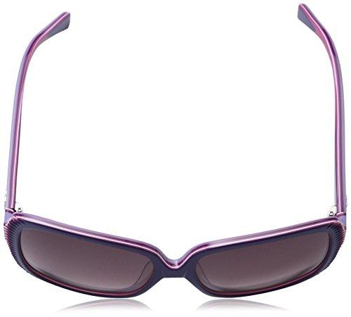 soleil pink Rectangulaire purple MM607S lens MMissoni Lunette de Femme gradient Purple frame EwqTa04p