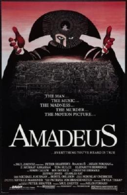 Amadeus Movie Poster 24in x 36in