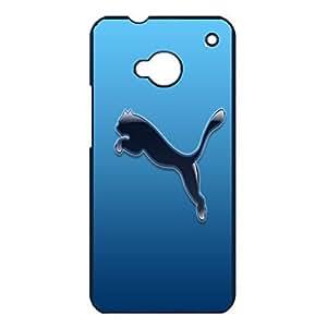 Ideal Fresh Luxury Puma Phone Case Cover for Htc One M7 Puma Fashionable